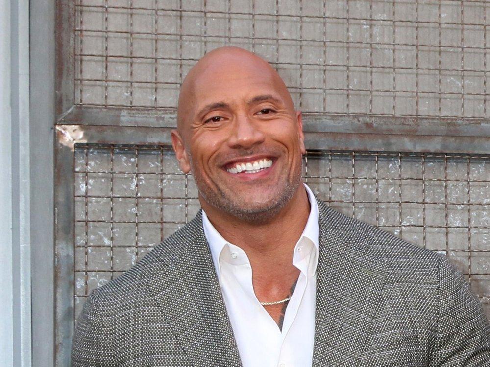 """Dwayne """"The Rock"""" Johnson gibt sein Rap-Debüt"""