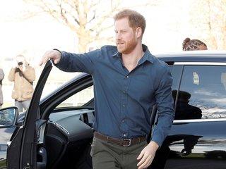 England-Reise: Zu dieser Verwandten zieht Prinz Harry