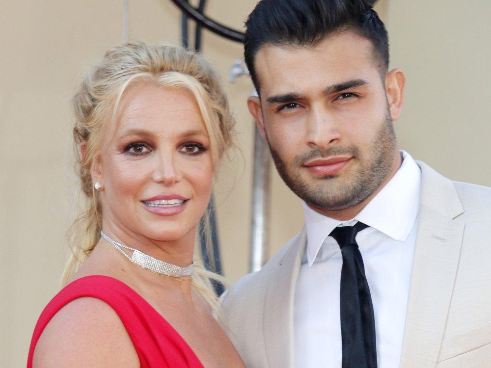 Sind Britney Spears und Sam Asghari bald verlobt?