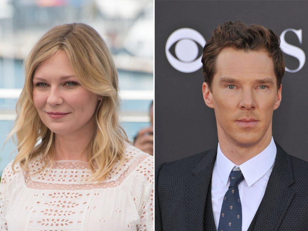 Kirsten Dunst hat am Set nicht mit Benedict Cumberbatch geredet