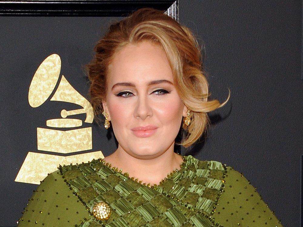 """Mit dem neuen """"Vogue""""-Cover schreibt Adele Geschichte"""