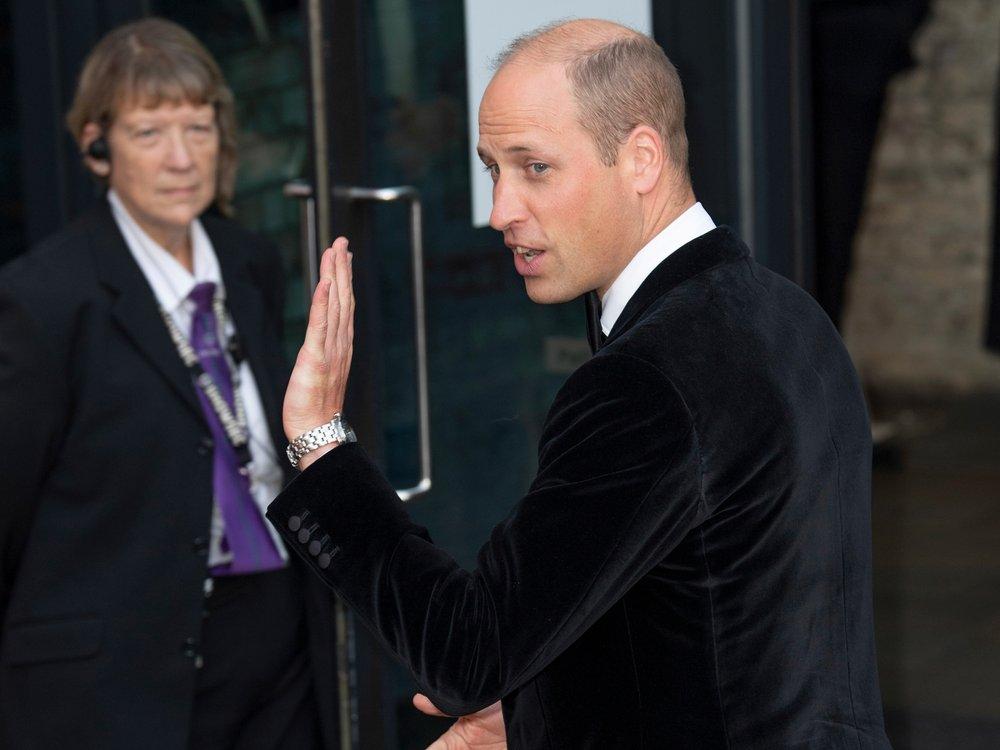 Hat Prinz William Lilibets Taufe auf Schloss Windsor verhindert?