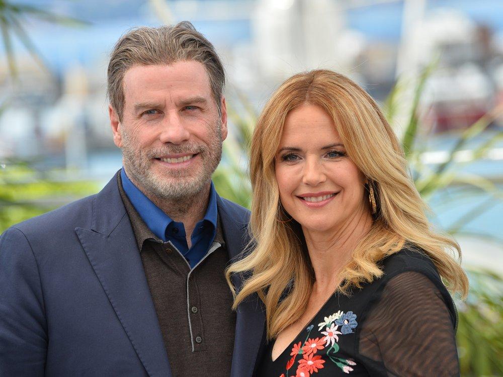 John Travolta und seine Tochter erinnern an verstorbene Kelly Preston