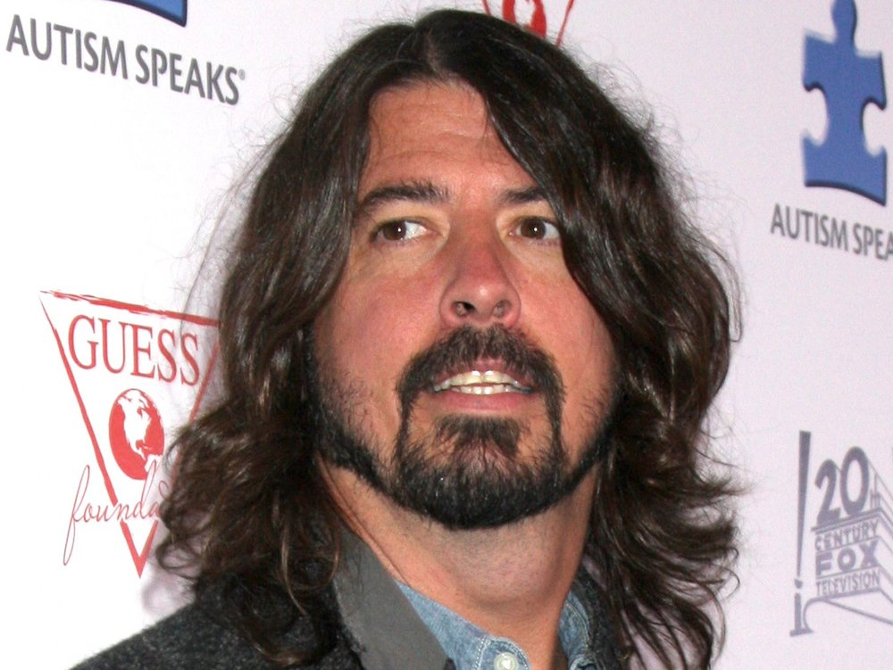 Foo-Fighters-Frontmann Dave Grohl ist großer ABBA-Fan