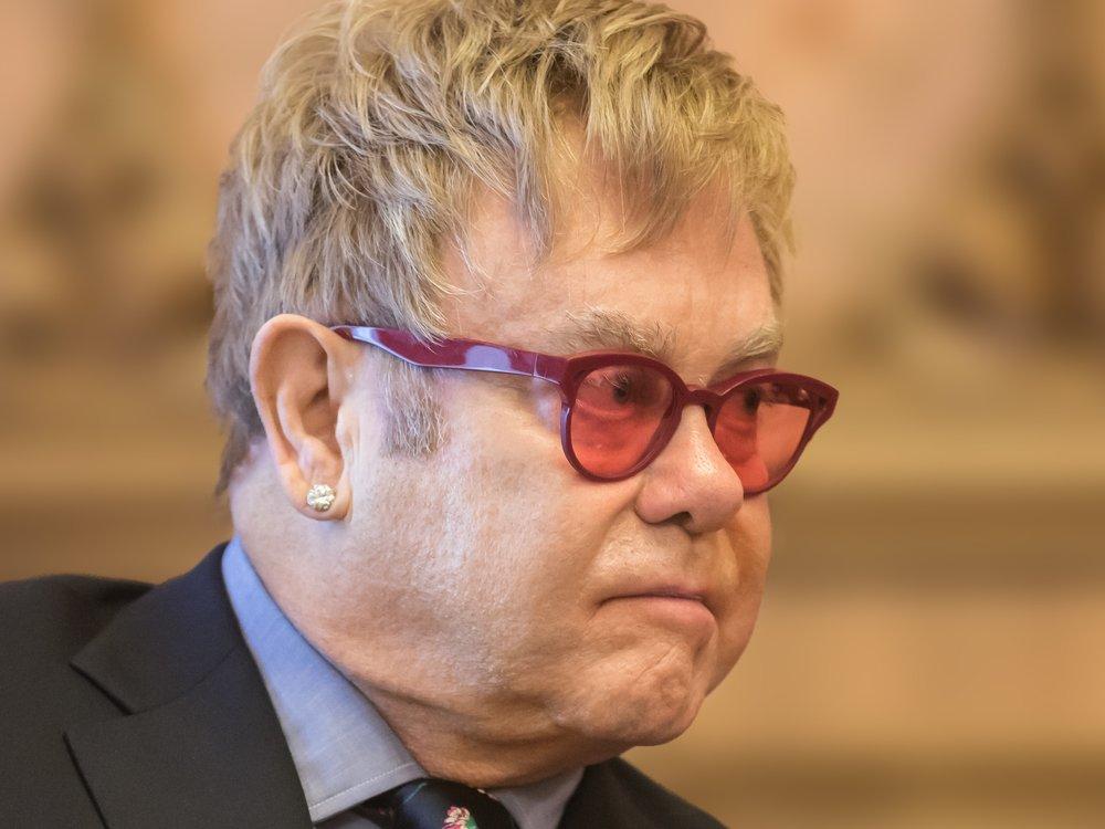 Feier zu Ehren von Prinzessin Diana: Sir Elton John sagt ab