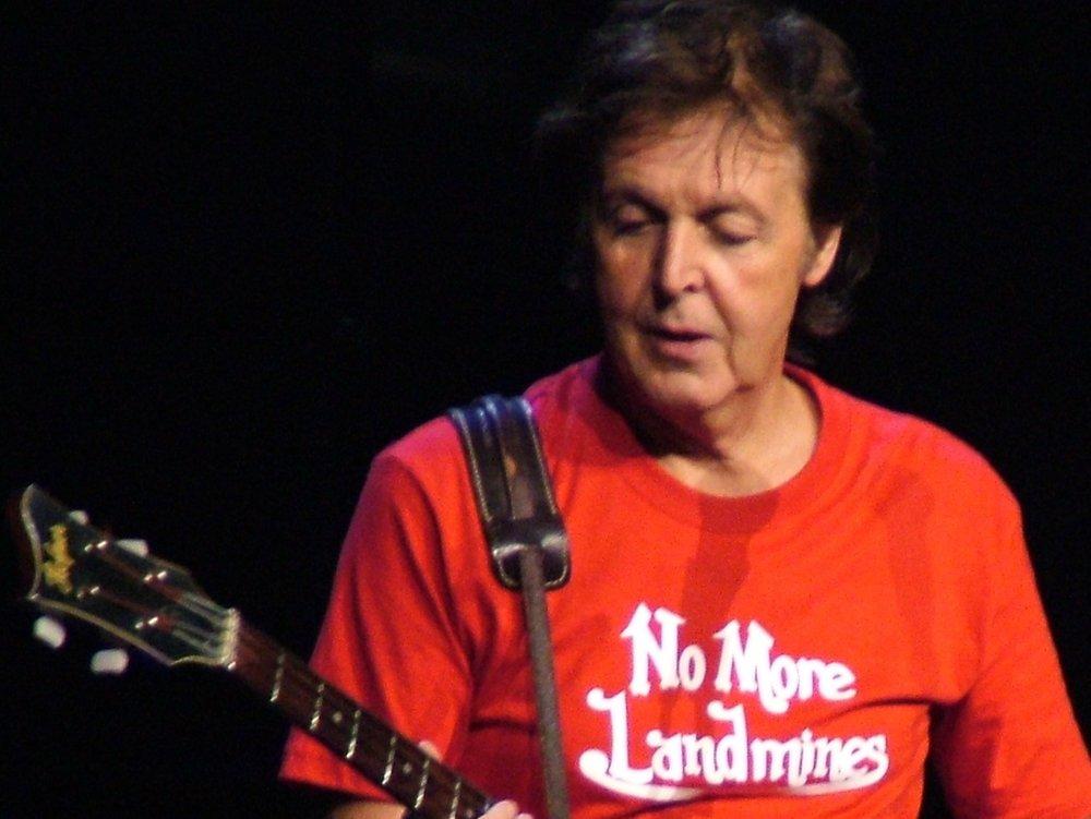 """Blues-Coverband"": Paul McCartney lästert über Rolling Stones"
