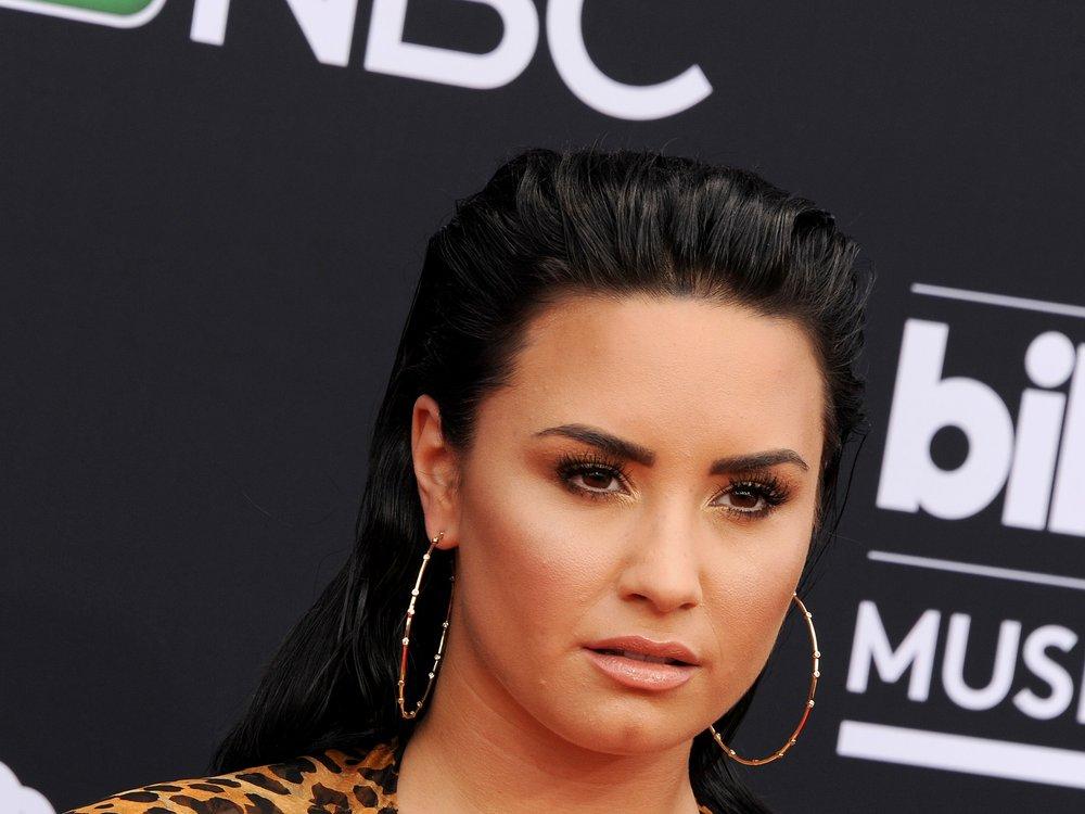 """Demi Lovato: """"Die Bezeichnung Aliens ist beleidigend"""""""