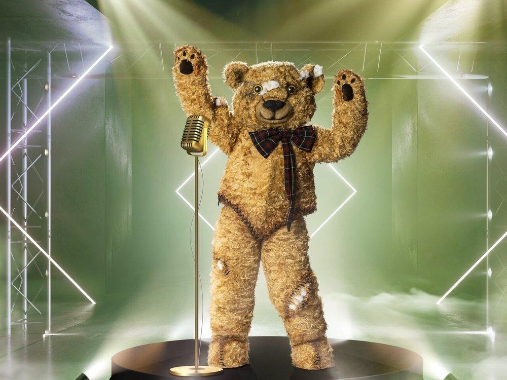 """""""The Masked Singer"""": Der Teddy ist dabei"""