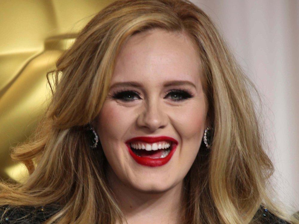 """""""Wertvollster Besitz"""": Adele hat einen Kaugummi von Céline Dion"""