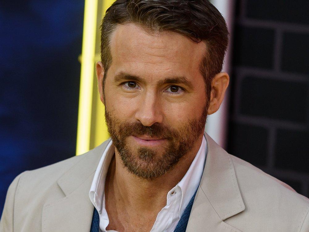 """""""Ein kleines Sabbatical"""": Ryan Reynolds nimmt sich eine Auszeit"""