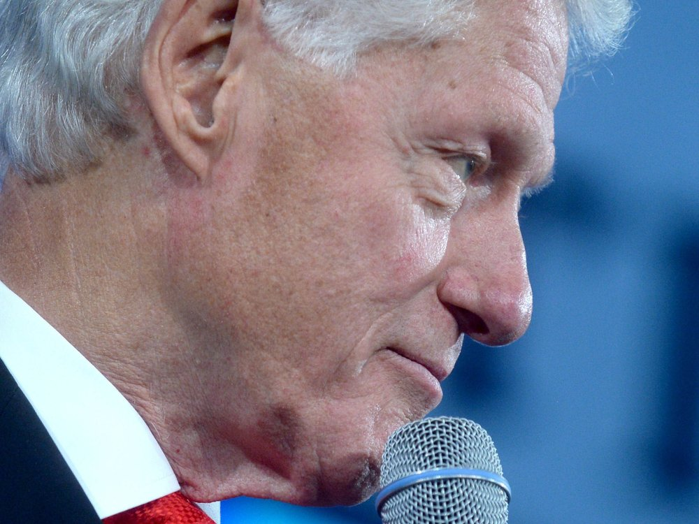 Nach Infektion: Bill Clinton kann Krankenhaus wohl bald verlassen