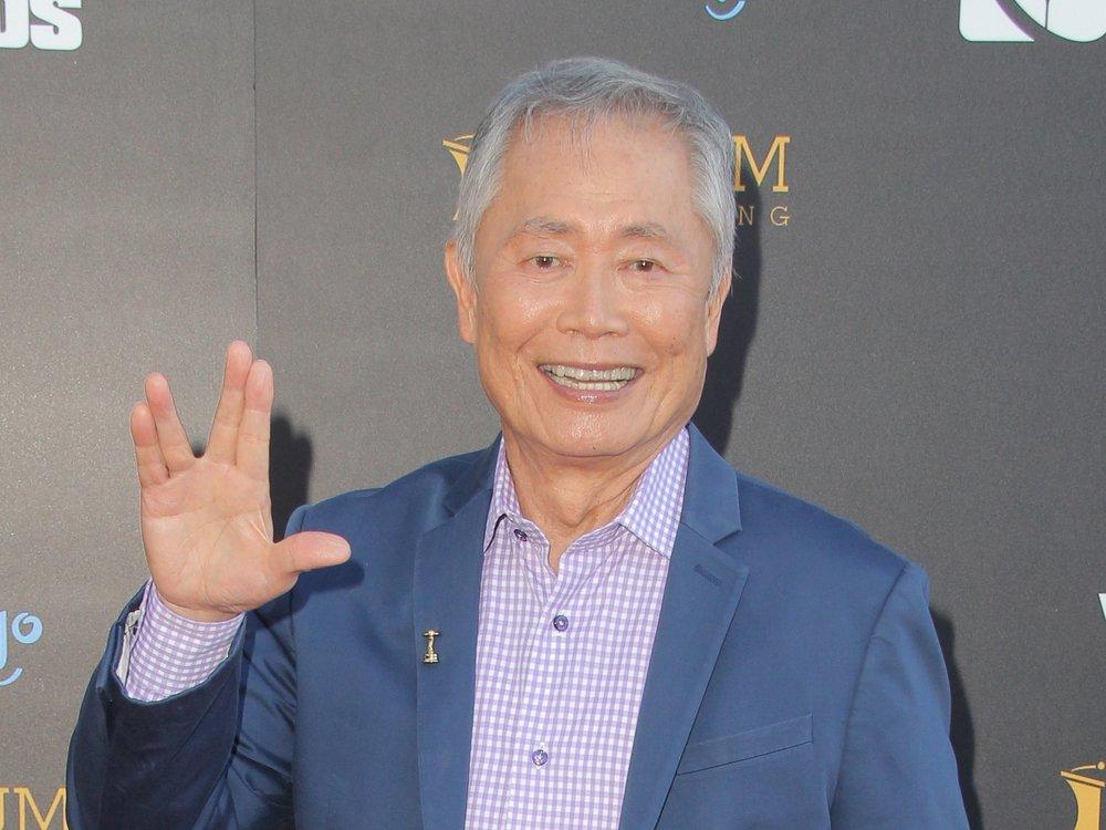 Sulu contra Kirk: George Takei wettert gegen William Shatners All-Trip