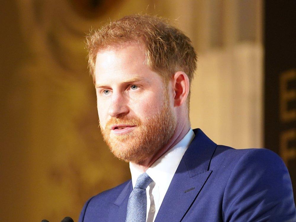 """Prinz Harry war von diesen Fotos """"zutiefst berührt"""""""