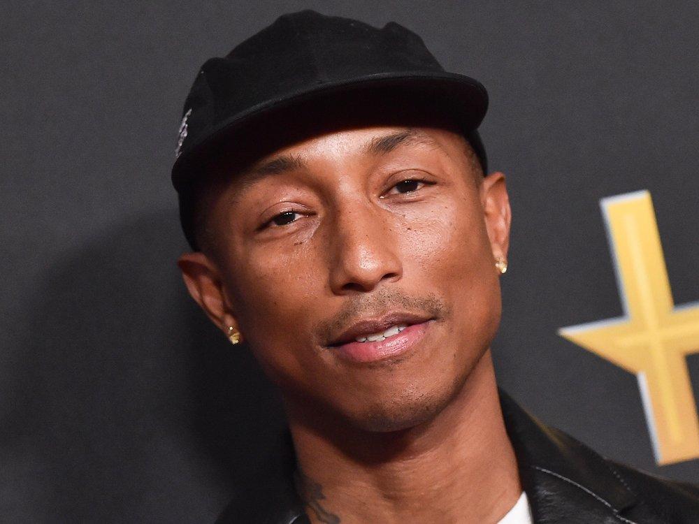 Pharrell Williams: Seltenes Foto mit seiner Familie