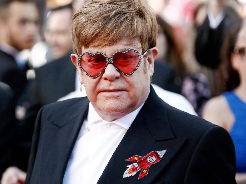 Elton John will nach seiner Tour mehr Zeit mit der Familie verbringen