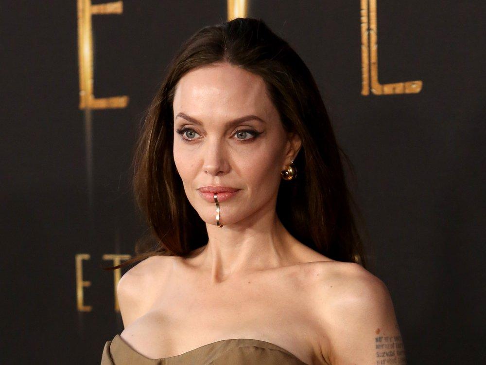 Vorsichtsmaßnahme: Angelina Jolie nach Filmpremiere in Quarantäne