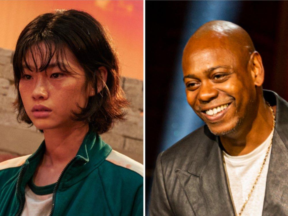 "Turbulente Netflix-Wochen: ""Squid Game""-Hype versus Chappelle-Skandal"