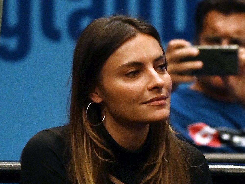Sophia Thomalla unterstützt Alexander Zverev bei Tennisturnier in Wien
