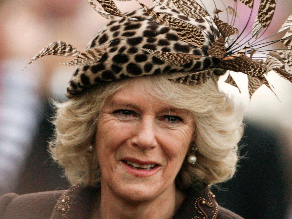 Herzogin Camilla: So sehr litt ihre Mutter unter Osteoporose