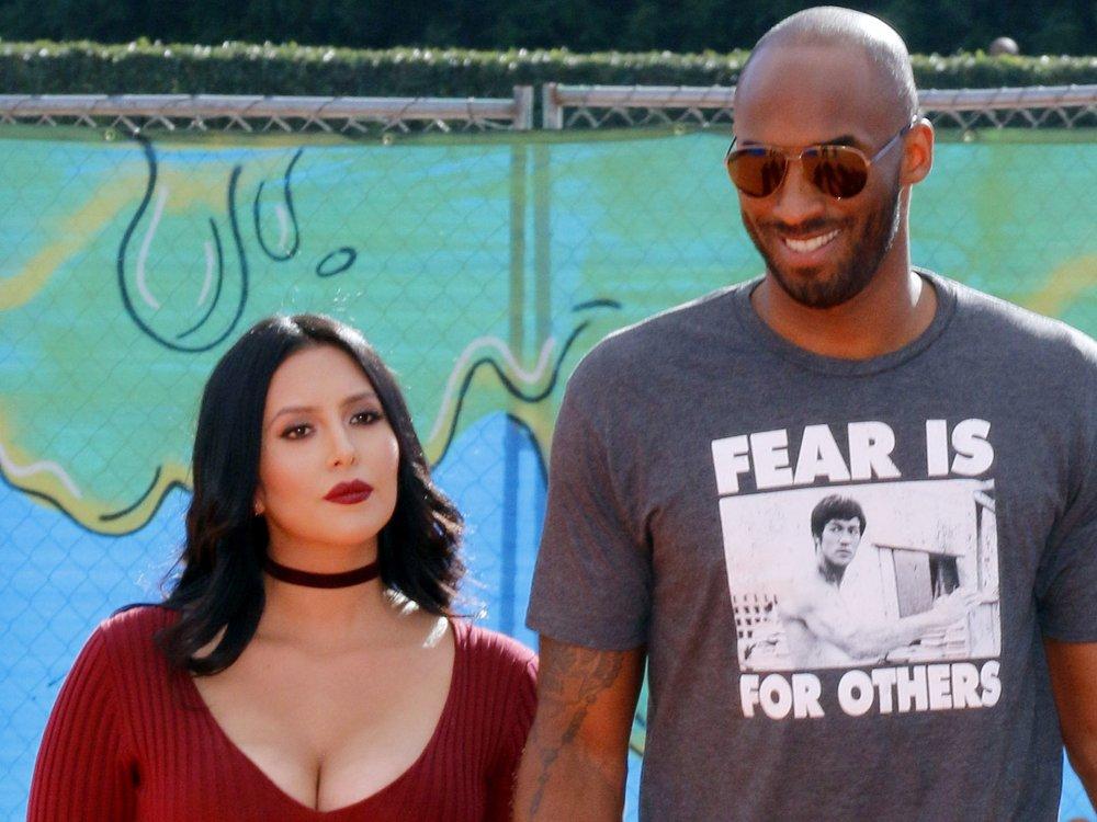 Vanessa Bryant: So hat sie von Kobe Bryants Tod erfahren