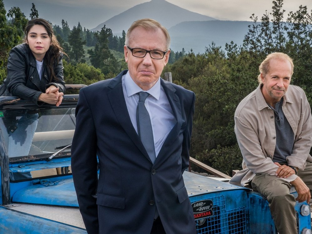 """Balko Teneriffa"": Kult-Krimiserie bekommt Reboot als Filmreihe"