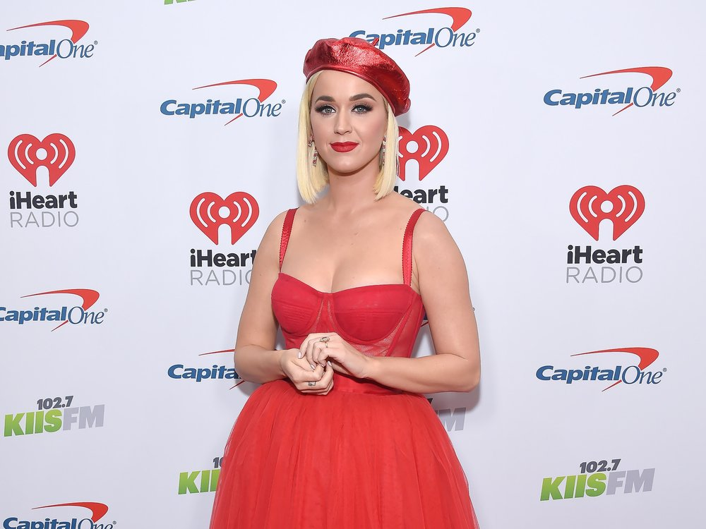 Katy Perry gratuliert Tochter Daisy liebevoll zum ersten Geburtstag