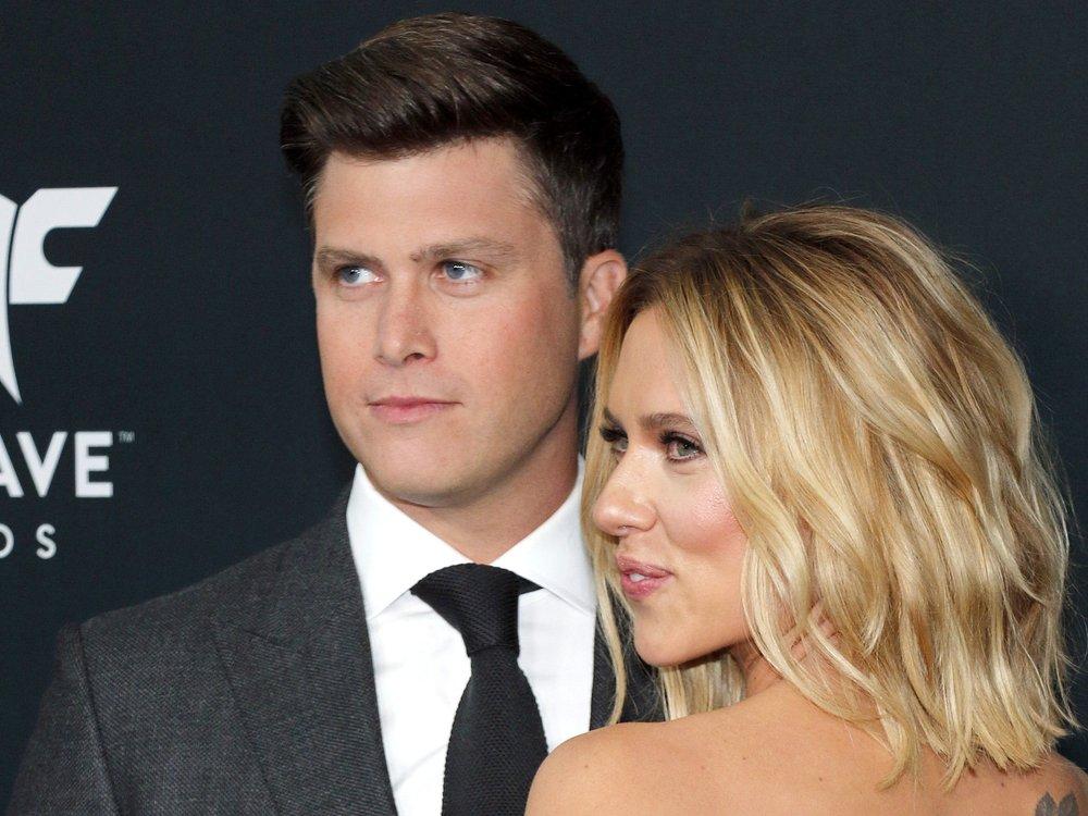 """Scarlett Johansson ist """"wie verrückt"""" in ihr Baby verliebt"""