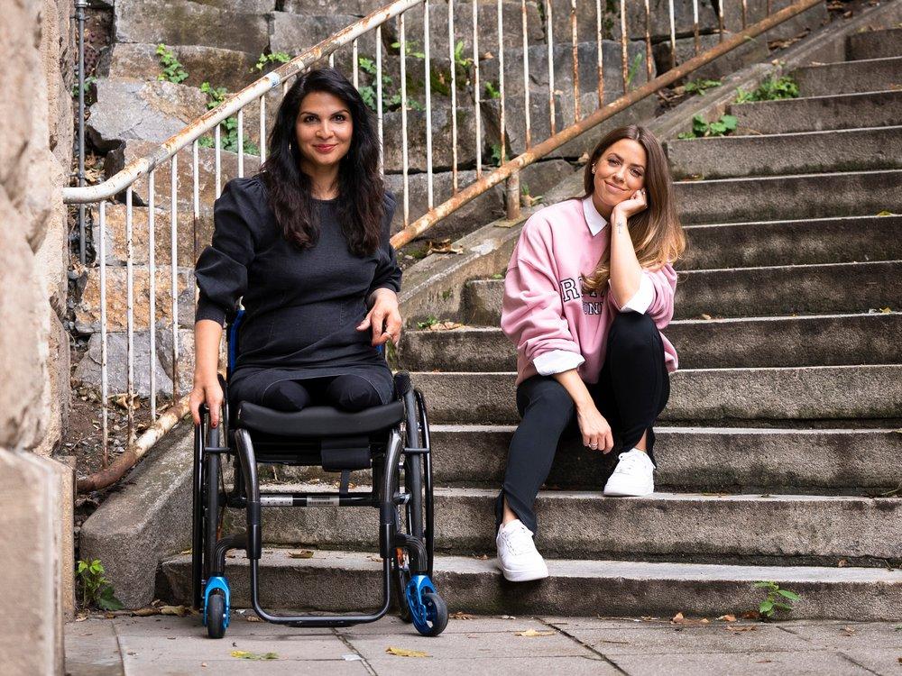 Vanessa Mai engagiert sich für Barrierefreiheit