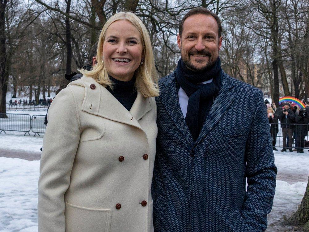Königshaus gratuliert Mette-Marit und Haakon von Norwegen