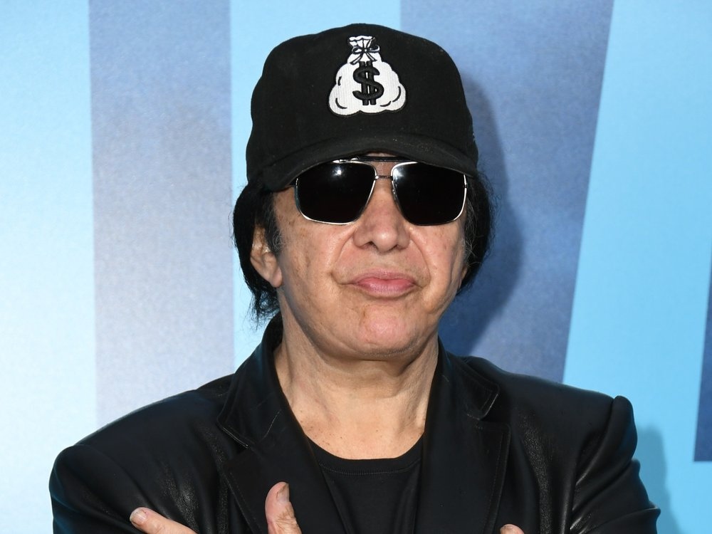 Auch KISS-Star Gene Simmons positiv auf Corona getestet