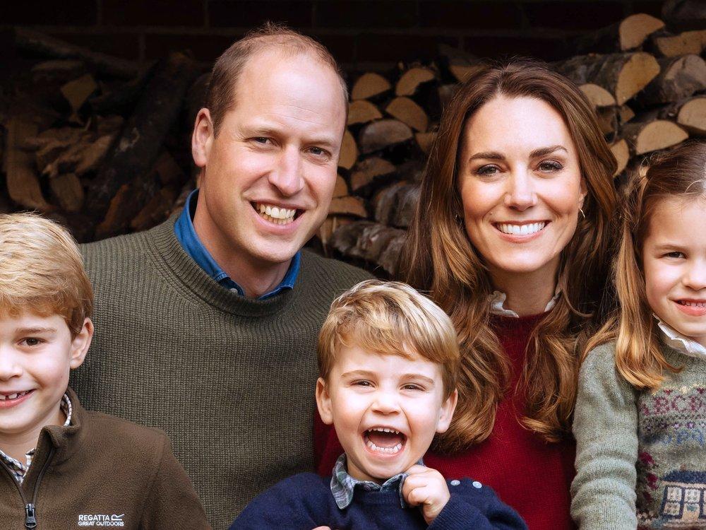 Prinz William & Herzogin Kate: Bodenständiger Familienausflug zum Pub