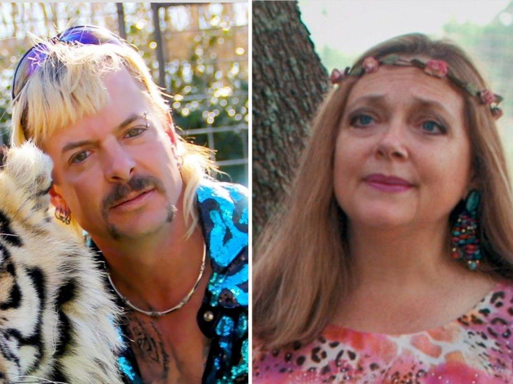 """Carole Baskin verkauft das Zoo-Grundstück von """"Tiger King"""" Joe Exotic"""