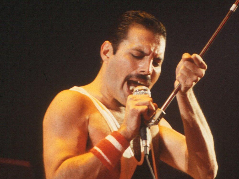 Queen und Brian May gratulieren Freddie Mercury zum 75. Geburtstag