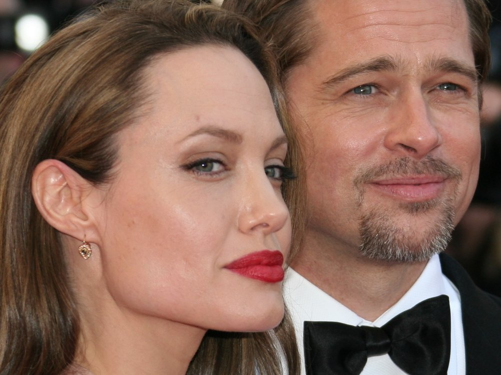 """Angelina Jolie möchte, dass ihre Familie """"heilen"""" kann"""