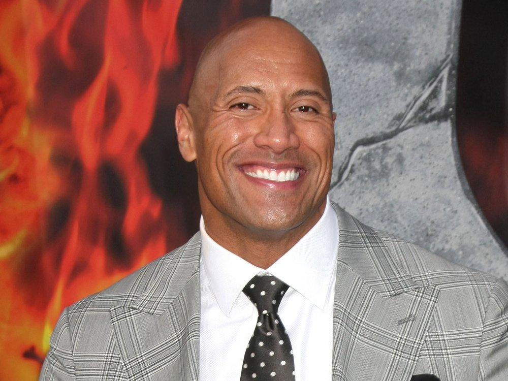 """Dwayne """"The Rock"""" Johnson schwärmt von seinem Doppelgänger"""