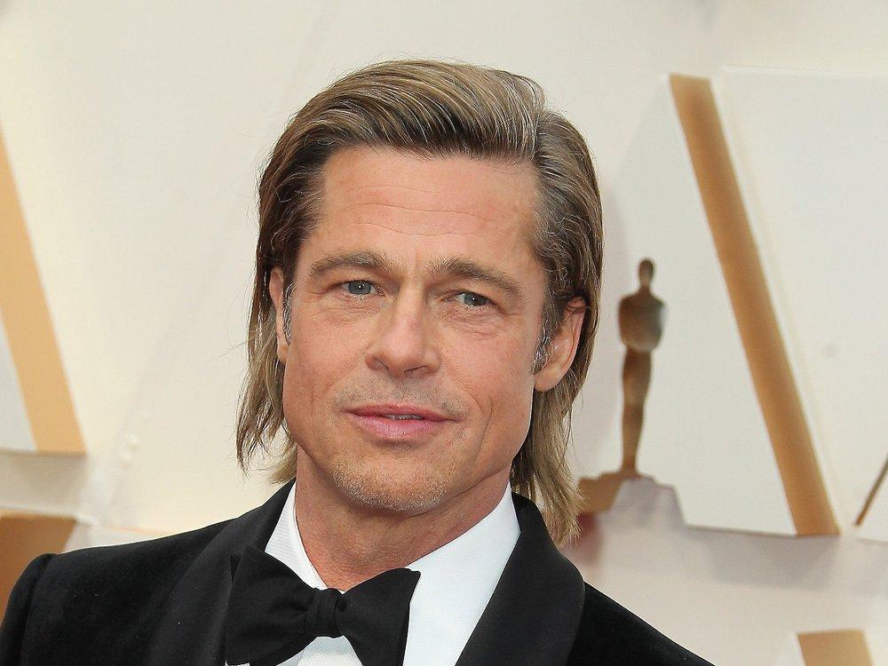 Das ist das Fashion-Geheimnis von Brad Pitt