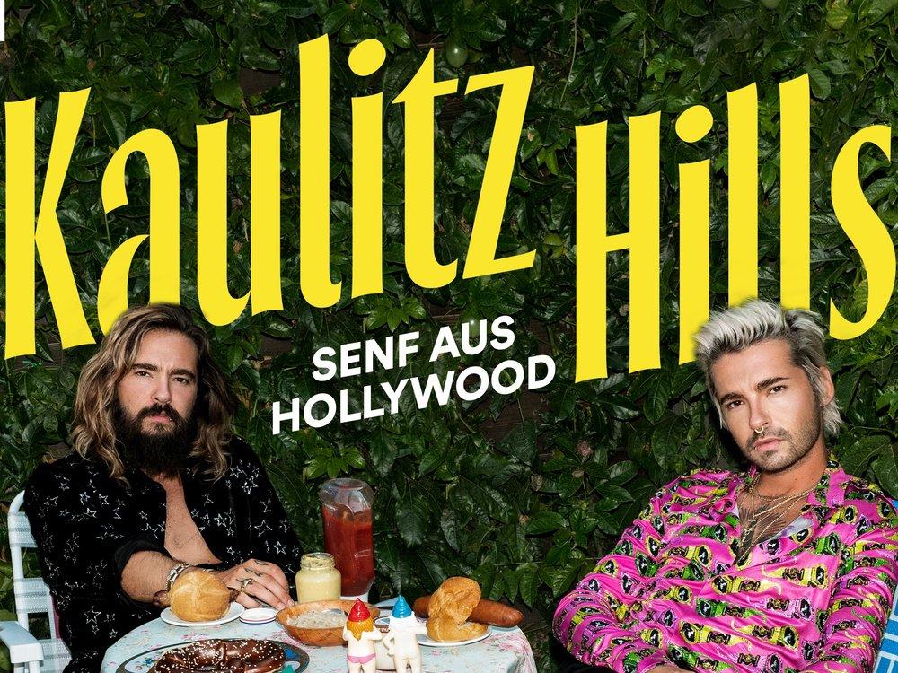 Bill und Tom Kaulitz starten Podcast bei Spotify