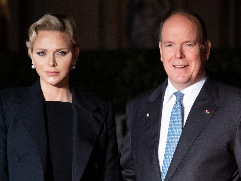 """Fürst Albert II.: Charlène """"verließ Monaco nicht im Zorn"""""""