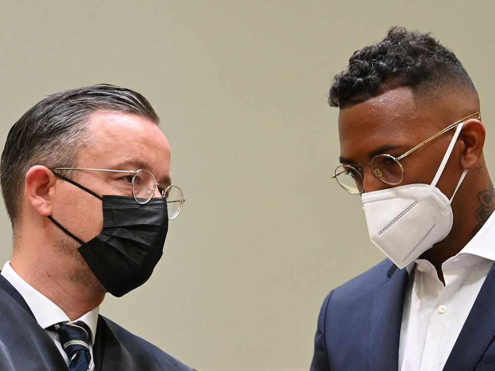Prozessauftakt: Jérôme Boateng bestreitet Körperverletzungsvorwurf