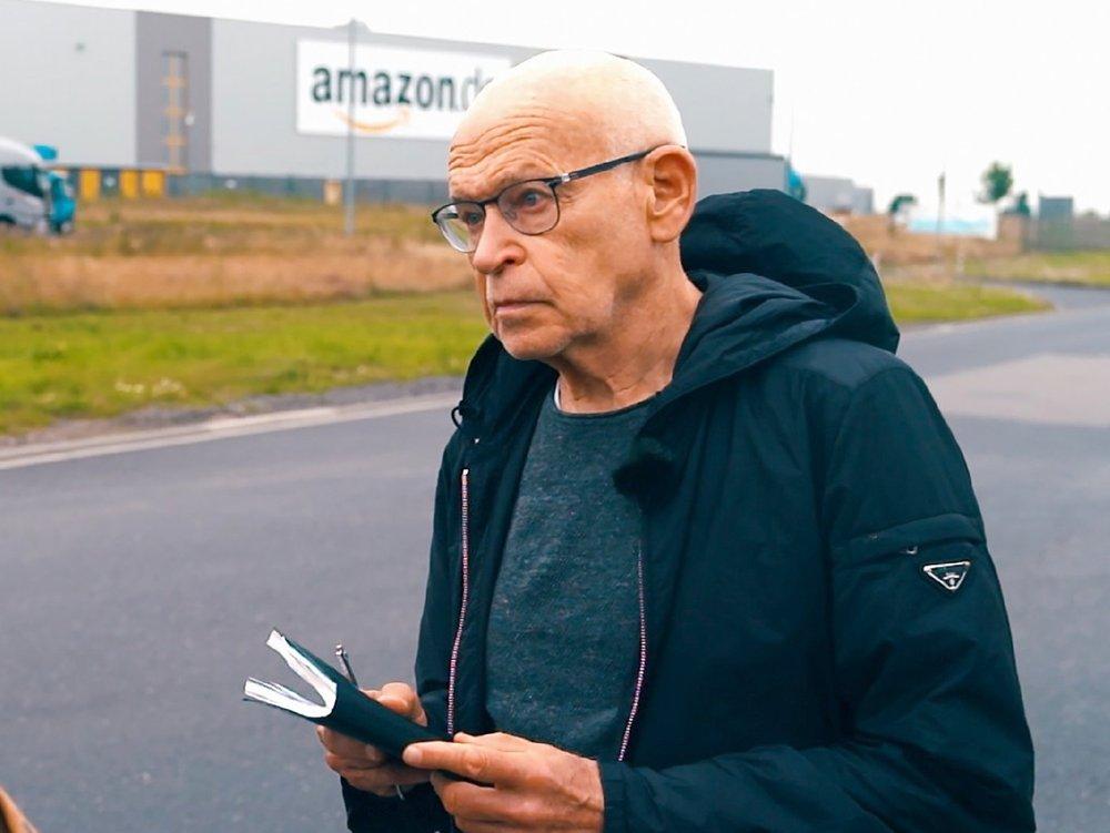 """RTL-Sendung """"Team Wallraff"""" deckt Missstände bei Amazon auf"""
