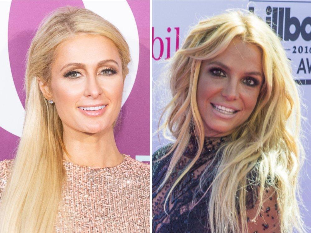 Paris Hilton und andere Stars gratulieren Britney Spears zur Verlobung