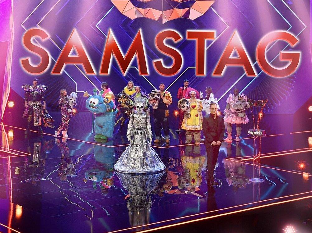"""""""The Masked Singer"""" startet Mitte Oktober mit Samstagabendshow"""