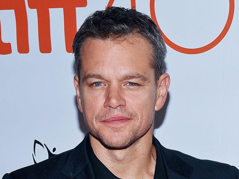"""Matt Damon besitzt """"sehr privaten Instagram-Account"""" mit 76 Followern"""