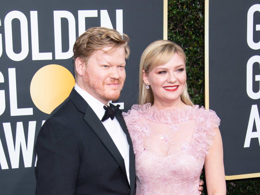 Kirsten Dunst und Jesse Plemons: Sie wurden vor vier Monaten Eltern