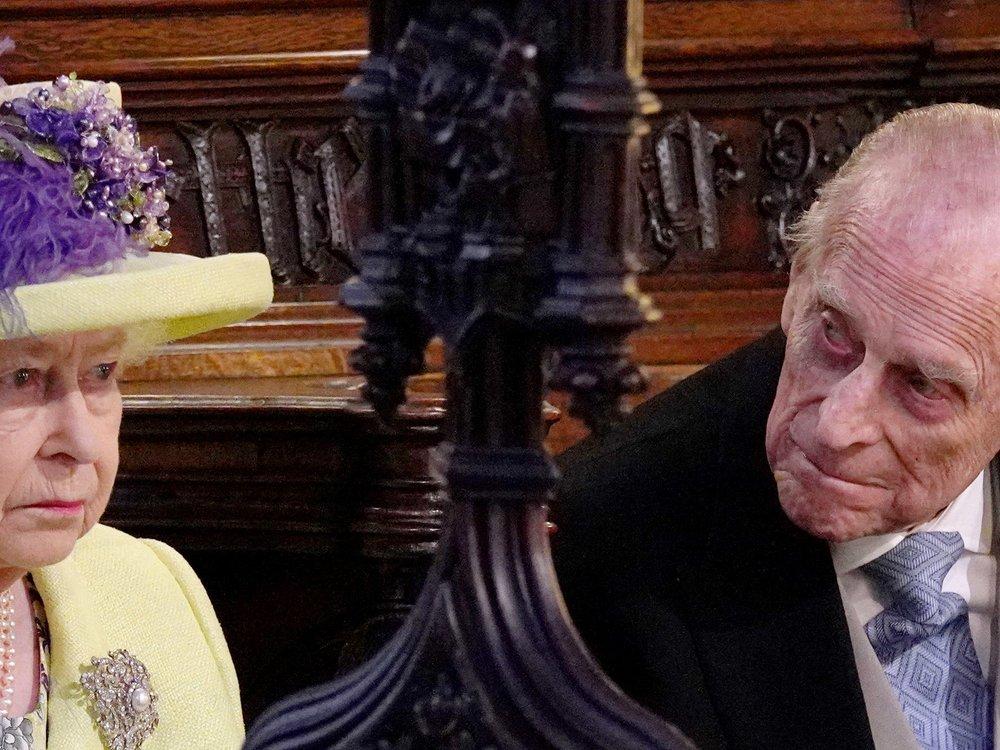 Zum Schutz der Queen: Testament von Prinz Philip bleibt geheim