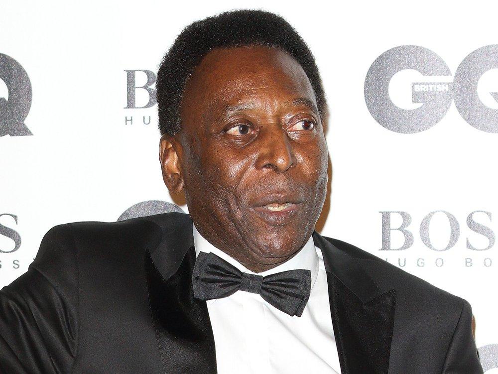 Pelé benötigt eine Chemotherapie