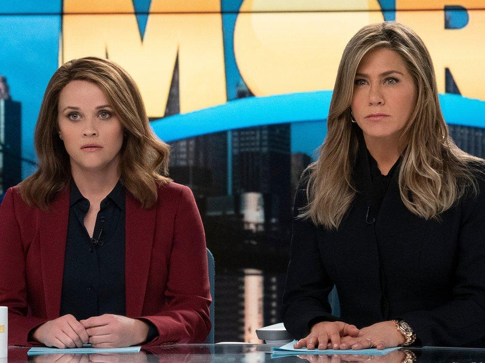 """Jennifer Aniston und Reese Witherspoon: """"Zweite Staffel wird pikant"""""""