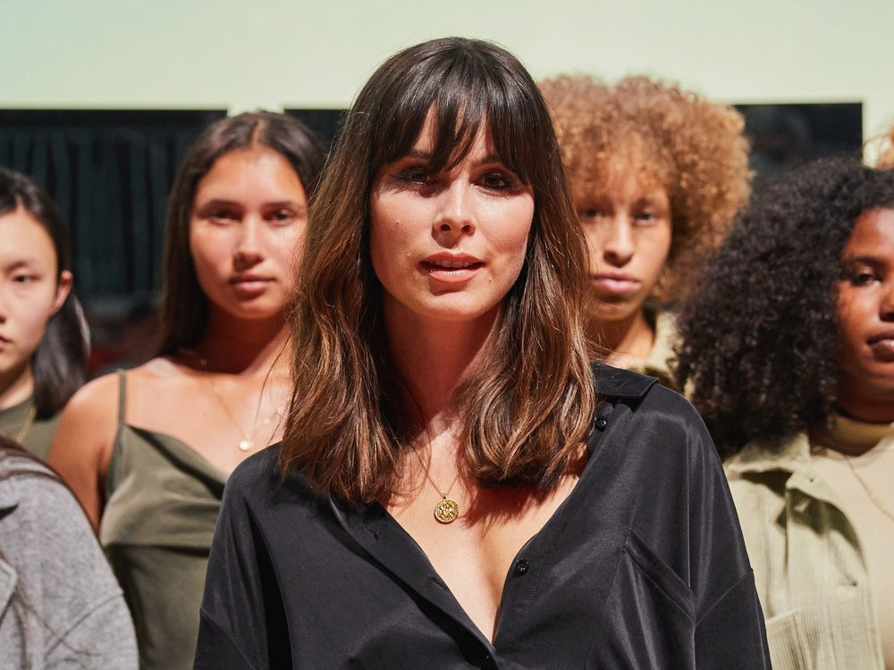 Lena Meyer-Landrut präsentiert Kollektion ihres neuen Modelabels