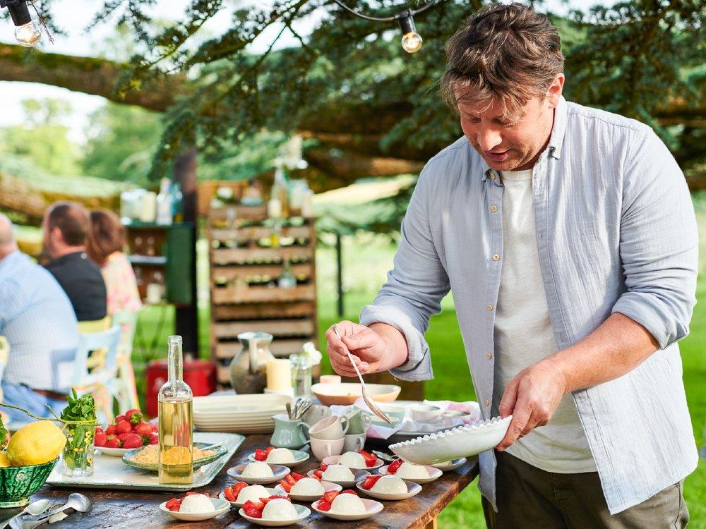 Jamie Oliver: Neue Kochshow auf RTL Living