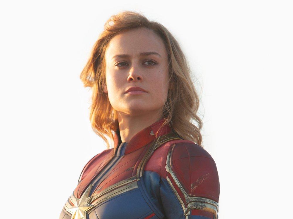 """""""Captain Marvel"""": Erste Solo-Heldin der Avengers stürmt ins Free-TV"""